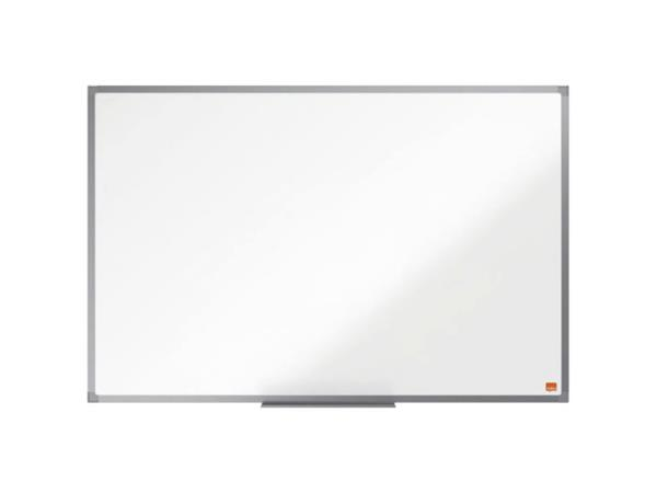 WHITEBOARD+NOBO+CLASSIC+STAAL+90X60CM+RETAIL