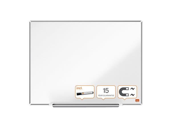 Whiteboard Nobo Impression Pro 600x450mm staal