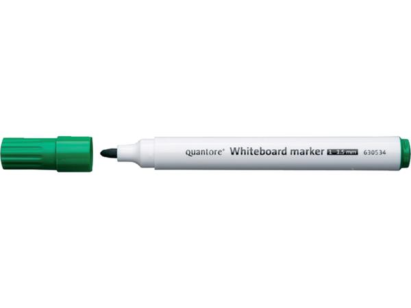 VILTSTIFT QUANTORE WHITEB ROND 1-1.5MM GROEN