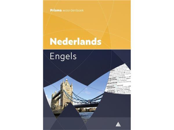 Woordenboek+Prisma+pocket+Nederlands-Engels