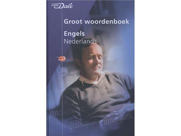 WOORDENBOEK+VAN+DALE+GROOT+ENGELS-NEDERLANDS