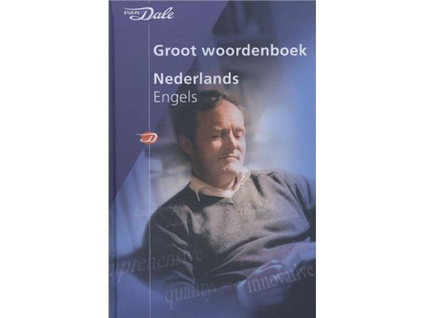 Woordenboek+van+Dale+groot+Nederlands-Engels