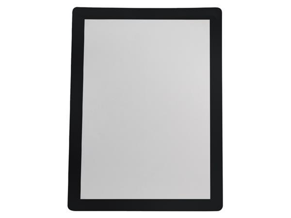 Zichtframe Flex-O-Frame Sign 7970019 A4 zwart