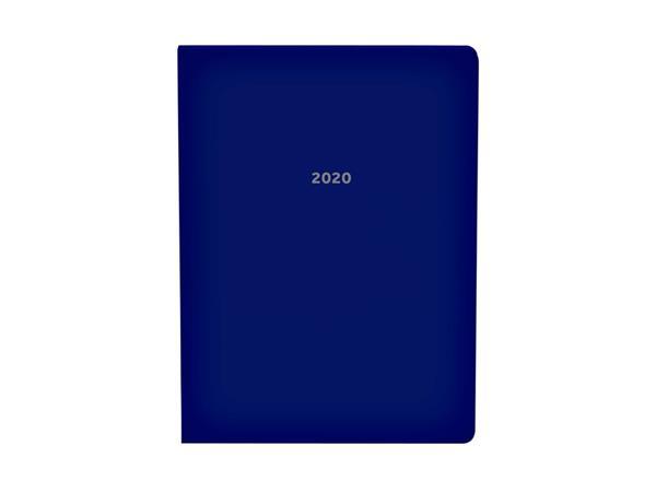 Agenda 2020 Lannoo QC Original kobalt blauw