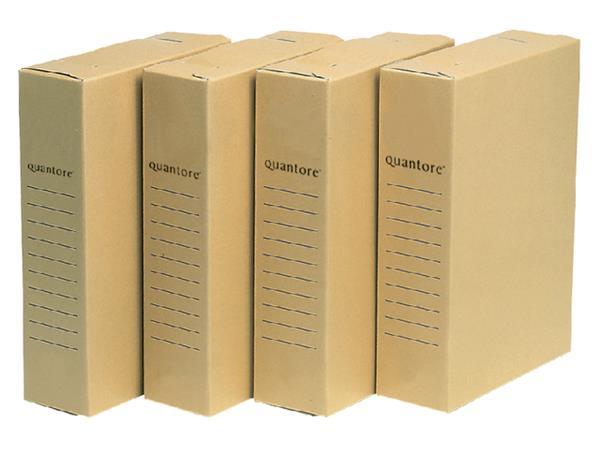 ARCHIEFDOOS+QUANTORE+A4+230X80X320MM