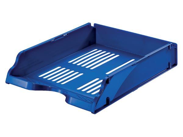 Brievenbak Esselte Transit A4 blauw