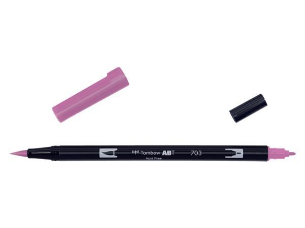 Brushstift Tombow ABT-703 Dual pink rose