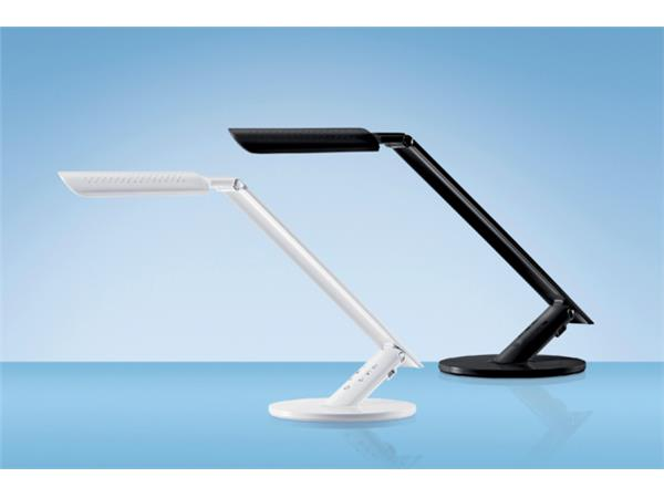 En ligne lampe de bureau led hanza excellence blanc acheter