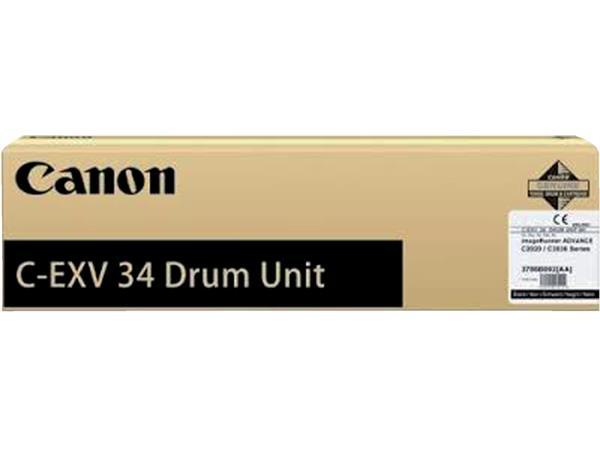 Drum Canon C-EXV 34 zwart