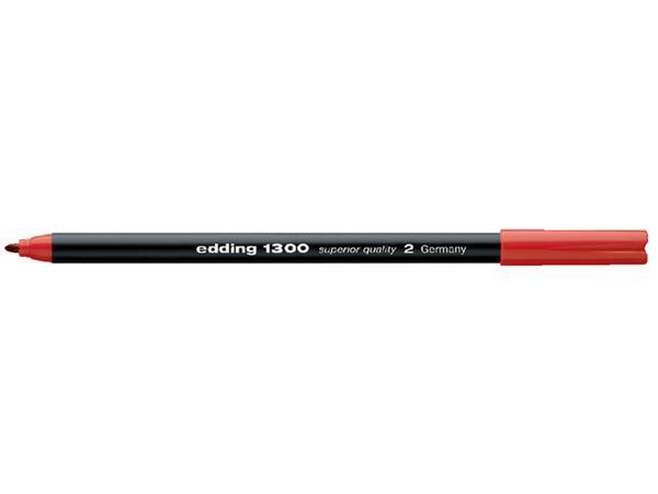 FINELINER EDDING 1300 3.0MM ROOD