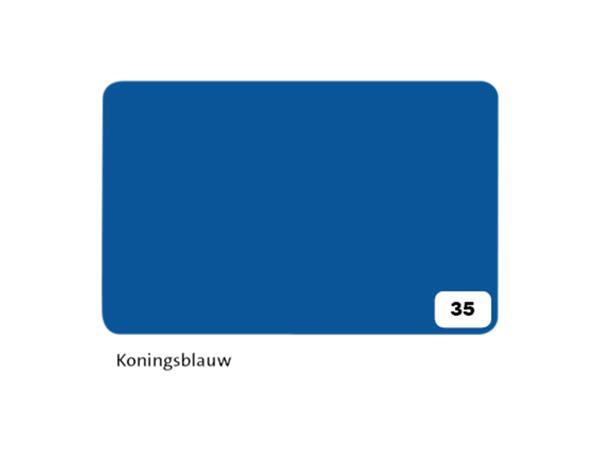 Fotokarton Folia 2zijdig 50x70cm 300gr nr35 donkerblauw