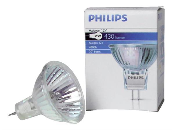 HALOGEENLAMP PHILIPS GU4 35W 12V BRILLIANTLINE