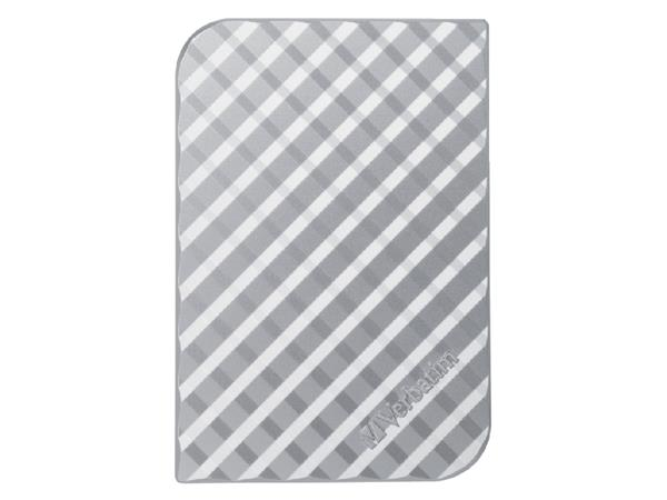 Harddisk Verbatim Store'n'go 500GB USB 3.0 zilver