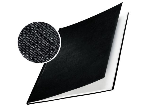 Inbindomslag Leitz 10.5mm harde kaft zwart