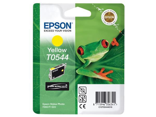 INKCARTRIDGE EPSON T054440 GEEL