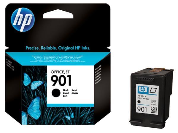 INKCARTRIDGE HP 901 CC653AE ZWART