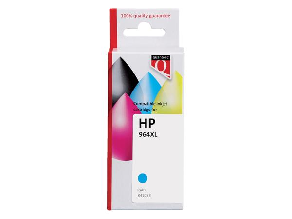 INKCARTRIDGE QUANTORE HP 364XL CB323EE HC BLAUW