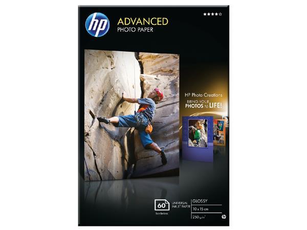 FOTOPAPIER HP Q8008A 10CMX15CM 250GR GLANS