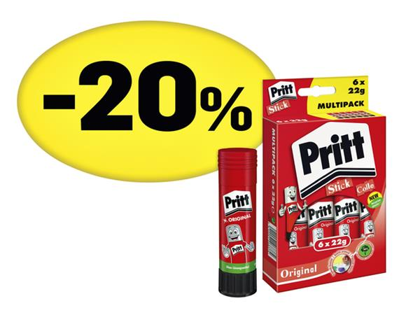 LIJMSTIFT+PRITT+PK212+22GR+PROMOPACK