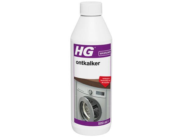 ONTKALKER HG SNELONTKALKER 500ML
