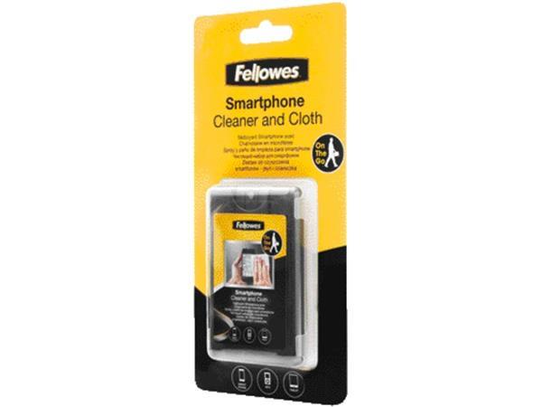 Reinigingsset Fellowes voor smartphone's