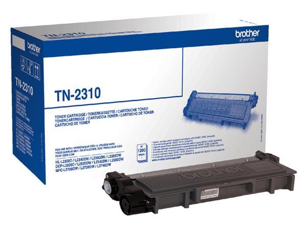 TONER BROTHER TN-2310 1.2K ZWART