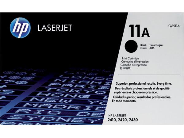 Tonercartridge HP Q6511A 11A zwart