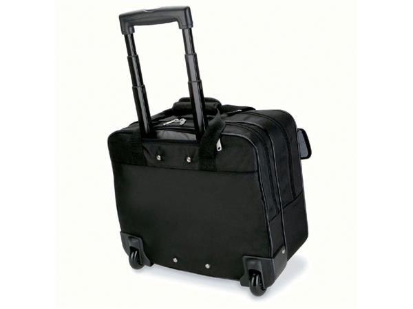 "Laptoptas Trolley Kensington SP100 15.6"" zwart"