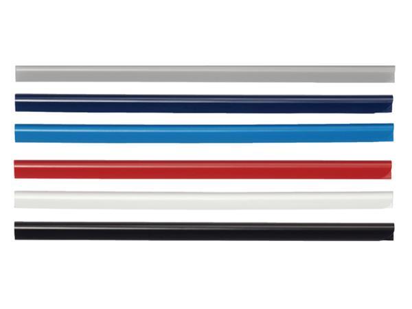 Klemrug Durable A4 3/4mm blauw