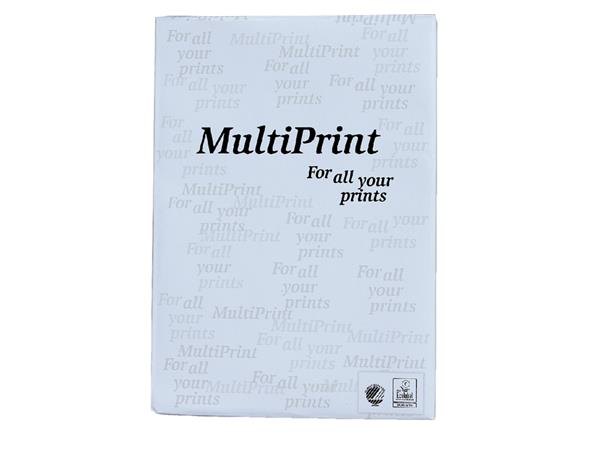 KOPIEERPAPIER MULTIPRINT A4 WIT