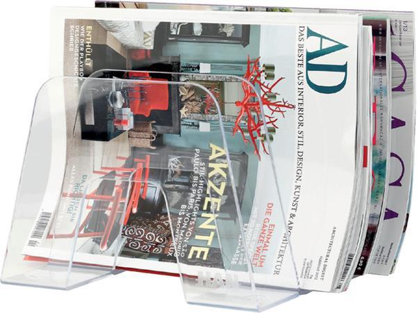 Catalogusrek Han 16200 3vak transparant
