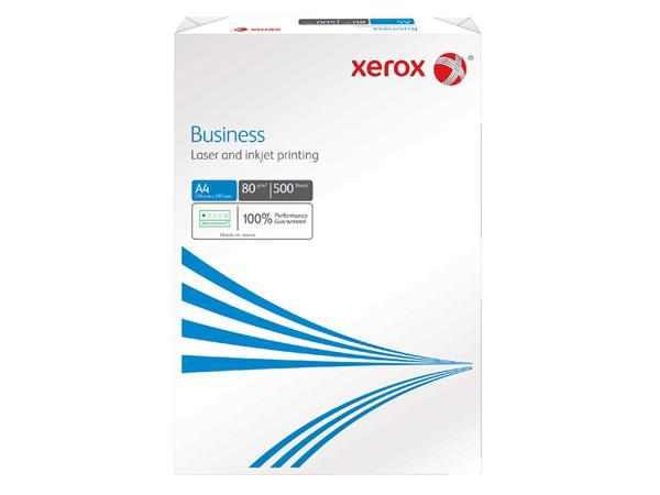 KOPIEERPAPIER XEROX BUSINESS A4 80GR WIT