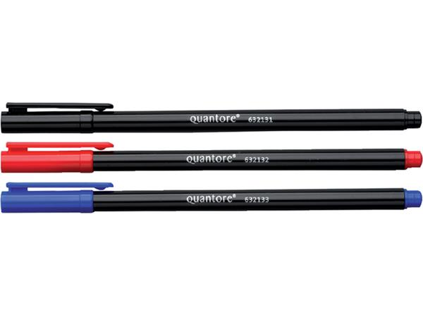 Fineliner Quantore rood 0.4mm