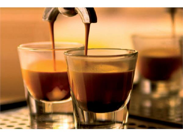 Koffie Douwe Egberts espresso bonen extra dark roast 1000gr