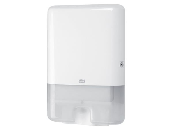 Dispenser Tork H2 552000 Xpress handdoekdispenser wit