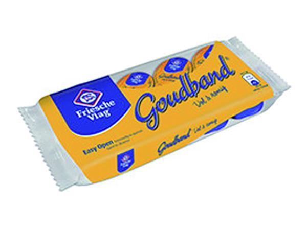 Koffiemelk Friesche vlag vol goudband 7,5 gram 10 cups