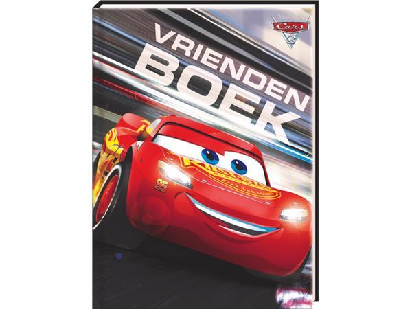 VRIENDENBOEK CARS 2