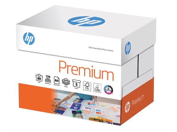 Kopieerpapier HP Premium A4 80gr wit 500vel