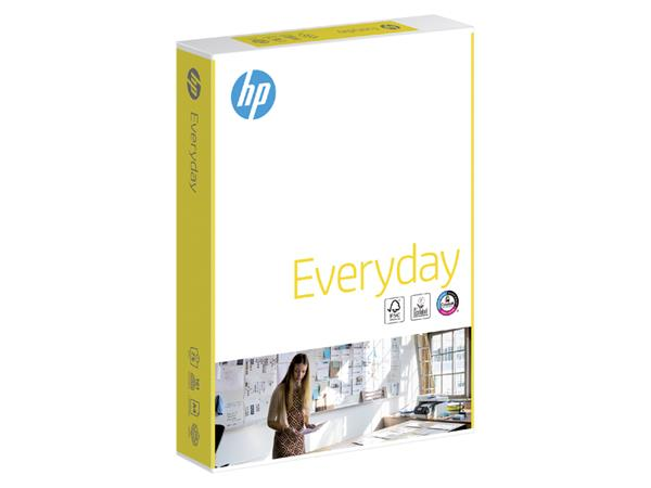 Kopieerpapier HP Everyday A4 75gr wit 500vel