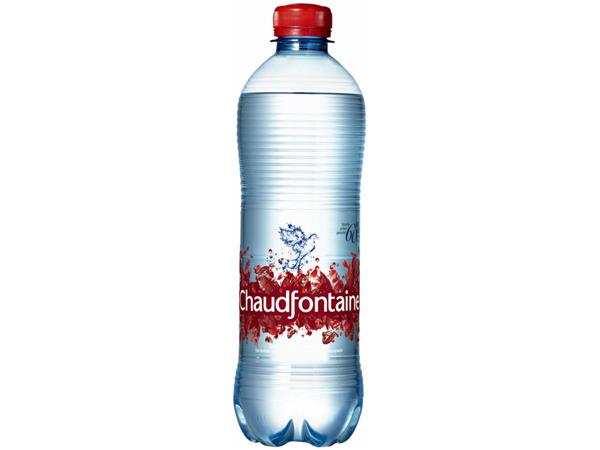 Water Chaudfontaine sparkling petfles 0.50l