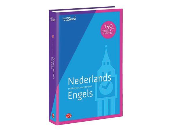 nederlandse woordenboek van dale