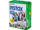 FUJIFILM INSTAX FILM WIDE 16385995 instant film 2x10sheets