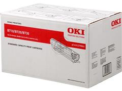01279001 OKI B710 CARTRIDGE BLACK 15.000pages