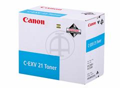 0453B002 CANON IRC2880 TONER CYAN CEXV21 14.000pages 260gr