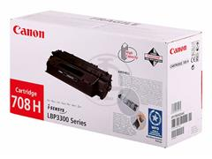 0917B002 CANON LBP3300 CARTRIDE BLK HC 708HBK 6000pages high capacity