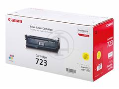 2641B002 CANON LBP7750 CARTRIDGE YELLOW 723Y 8500pages standard capacity