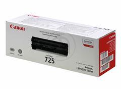 3484B002 CANON LBP6000 CARTRIDGE BLACK 725BK 1600pages