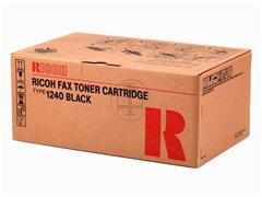 430278 RICOH FAX1400L CARTRIDGE BLACK type 1240 4800pages