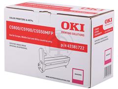 43381722 OKI C5800 OPC MAGENTA 20.000pages