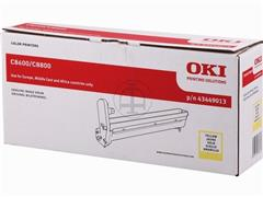 43449013 OKI C8600 OPC YELLOW 20.000pages